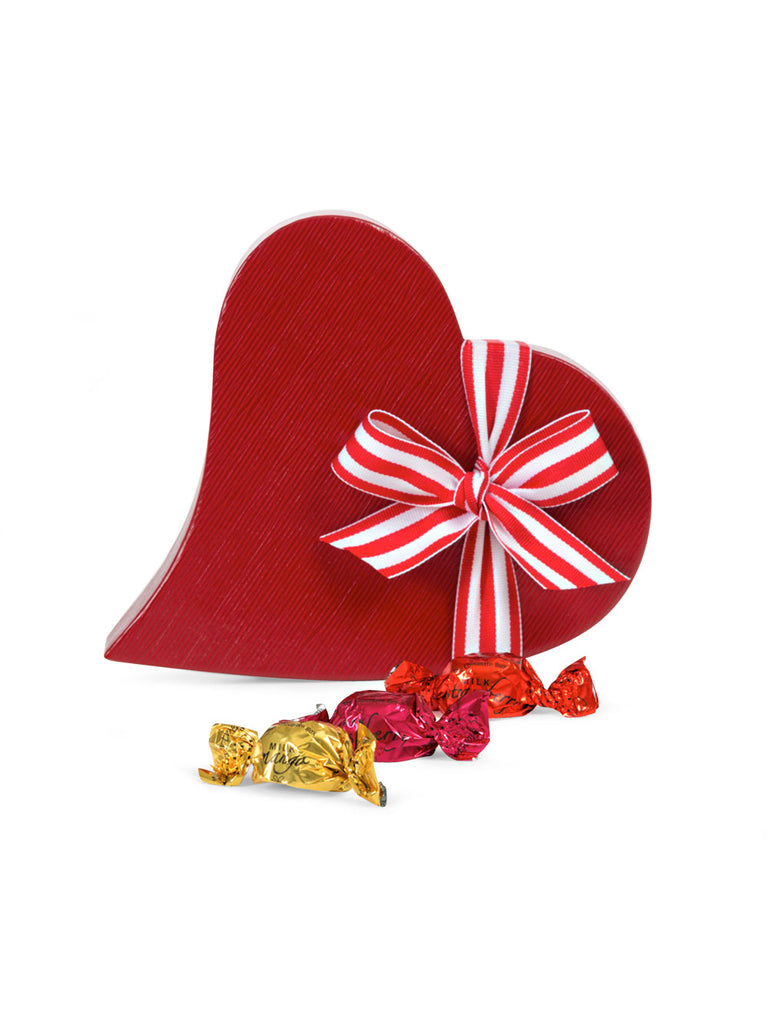 Heart Shaped Gift Box 180g  - Premium Chocolate Box (OUT OF STOCK - STOCK ARRIVING SOON)