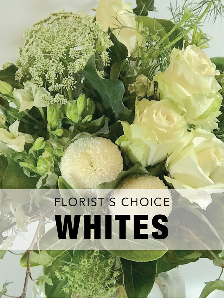 Florist Choice - Whites