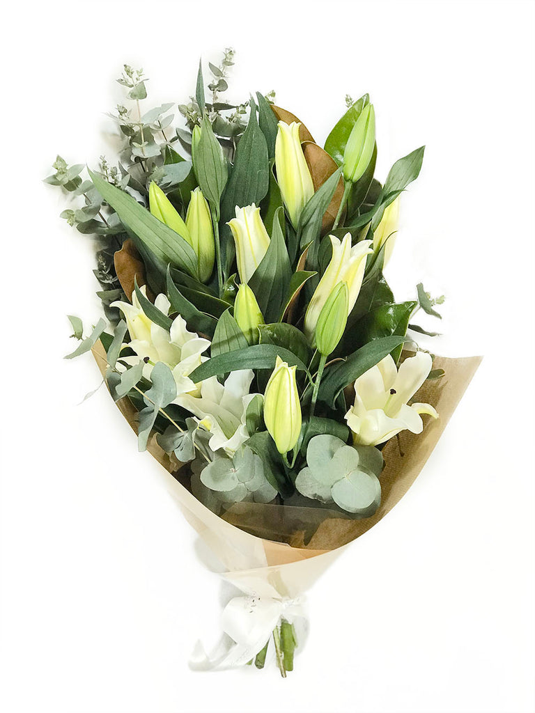 'Packed with Purity' Bouquet