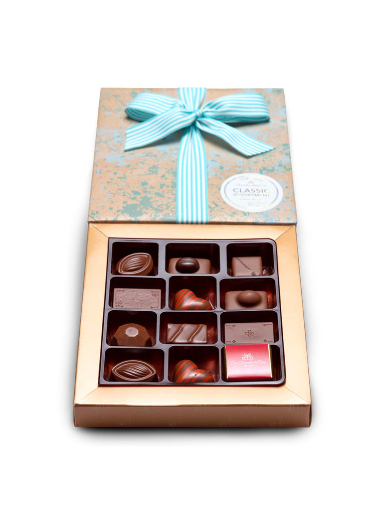 Classic Chocolate Gift Box Collection 175g  - Premium Chocolate Box