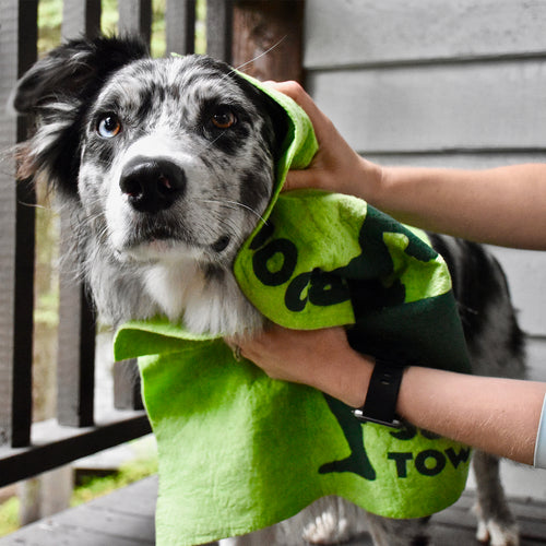 Bambooee pet drying towels