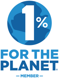 We are 1% for the planet members