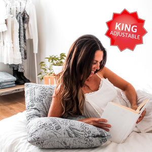 King Adjustable Pillow
