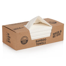 Bambooee with paper dispenser