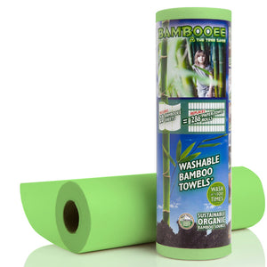 Bambooee roll green
