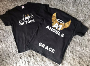 A1 Angels 'Angels on Tour' TShirt