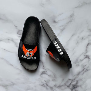 A1 Angels Logo Sliders