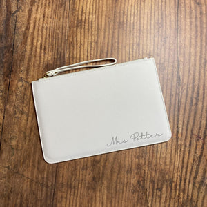 Mrs Clutch Bag