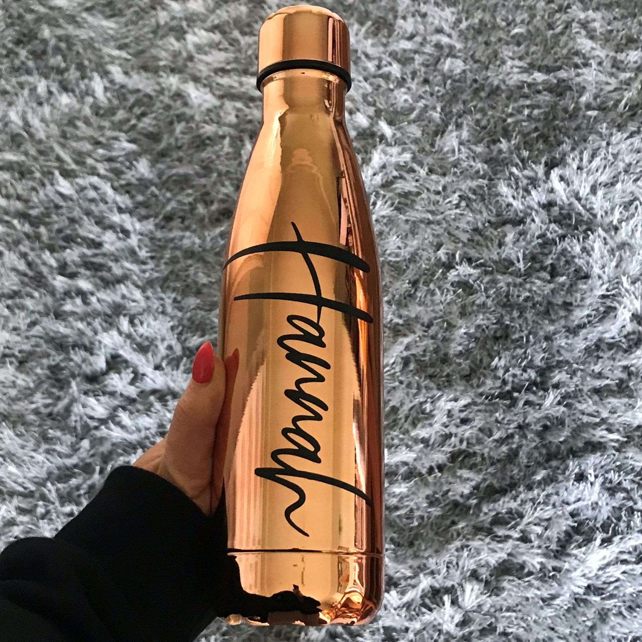 Copper Water Bottle - Water Bottle
