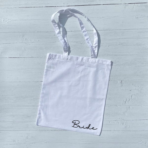 Custom Font Hen Do Tote Bag - Tote Bag