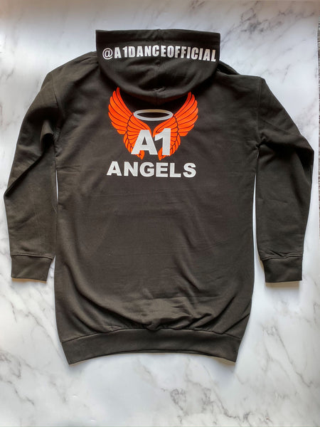 A1 Angels 'I'm An Angel' Hoodie Dress