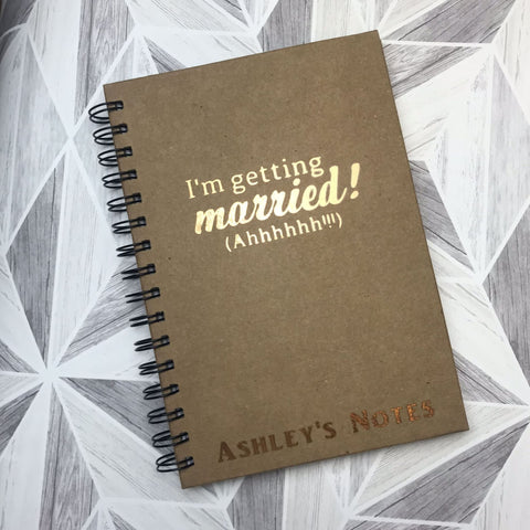 Im Getting Married Wedding Planner - Wedding Planner