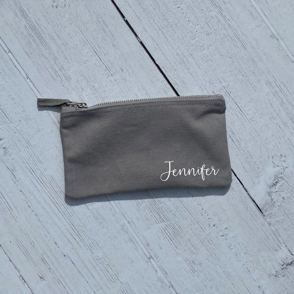 Name Make Up Bag - Make Up Bag