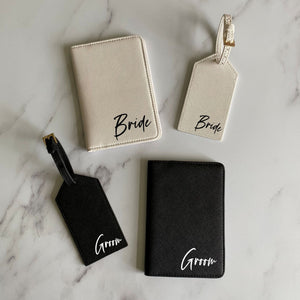Travel Set - Bride & Groom - Travel Set
