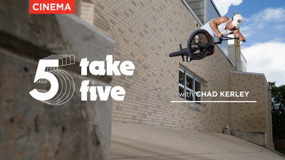 Take 5 with Chad Kerley