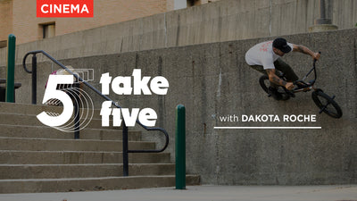 TAKE 5 WITH DAKOTA ROCHE