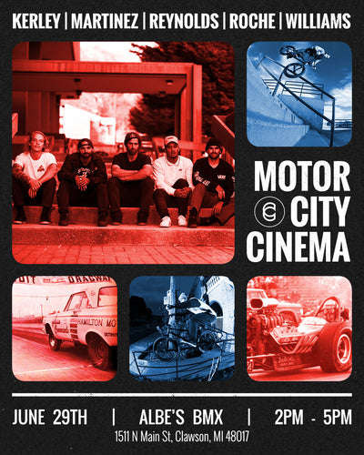 Motor City Cinema