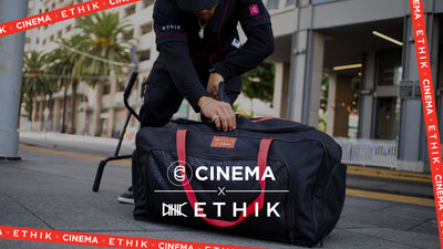 CINEMA X ETHIK COLLAB PROJECT