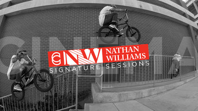 NATHAN WILLIAMS SIGNATURE SESSIONS