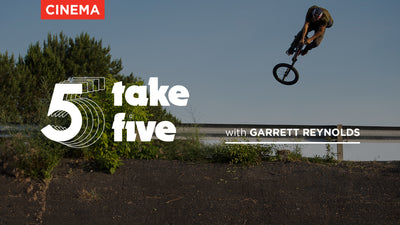 Take 5 with Garrett Reynolds