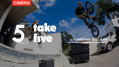 TAKE 5 WITH NATHAN WILLIAMS