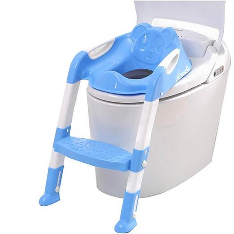 Baby Toilet Seat Ladder