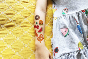 Temporary Tattoos