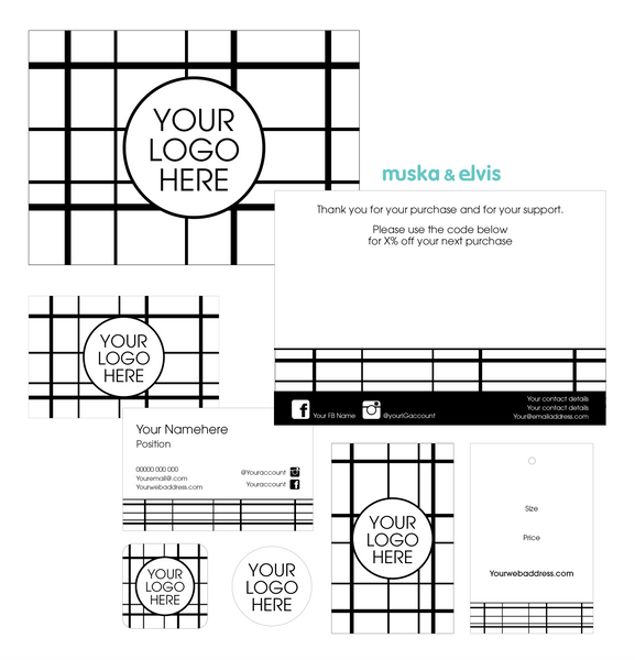 Small Business Pack Grid (also available as separate items in options)