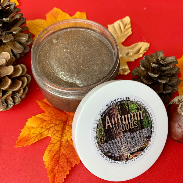 Autumn Woods Body Polish