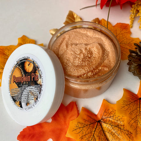 Pumpkin Pie Body Polish