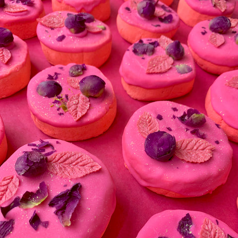 Pretty in Peony Bubble Bar