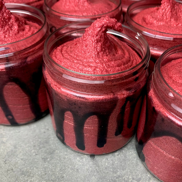 Demon's Blood Whipped Body Scrub