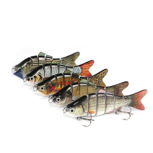 TIPITASTIC 6-Segment Swimbait