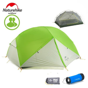 TIPITASTIC Double Layers Waterproof Tent