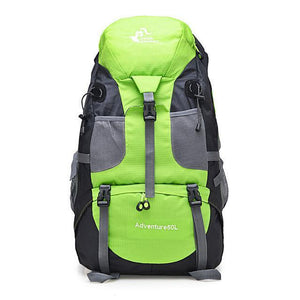 TIPITASTIC Green 50L All-round Trekking Backpack [50L & 60L]