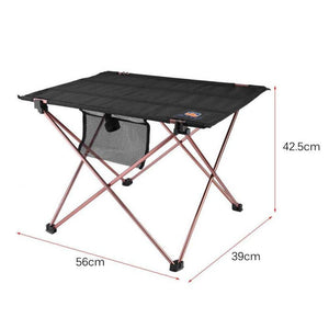 TIPITASTIC Lightweight Folding Table