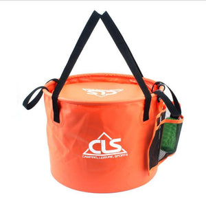 TIPITASTIC Outdoor Foldable Dishwashing Bag