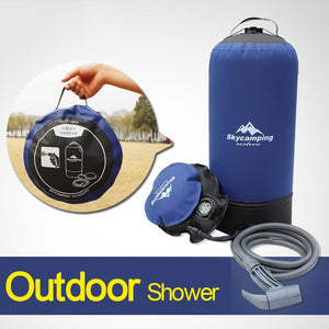 TIPITASTIC Outdoor Inflatable Shower