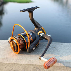 TIPITASTIC Red / 13 / 1000 Series, China Spinning Fishing Reel