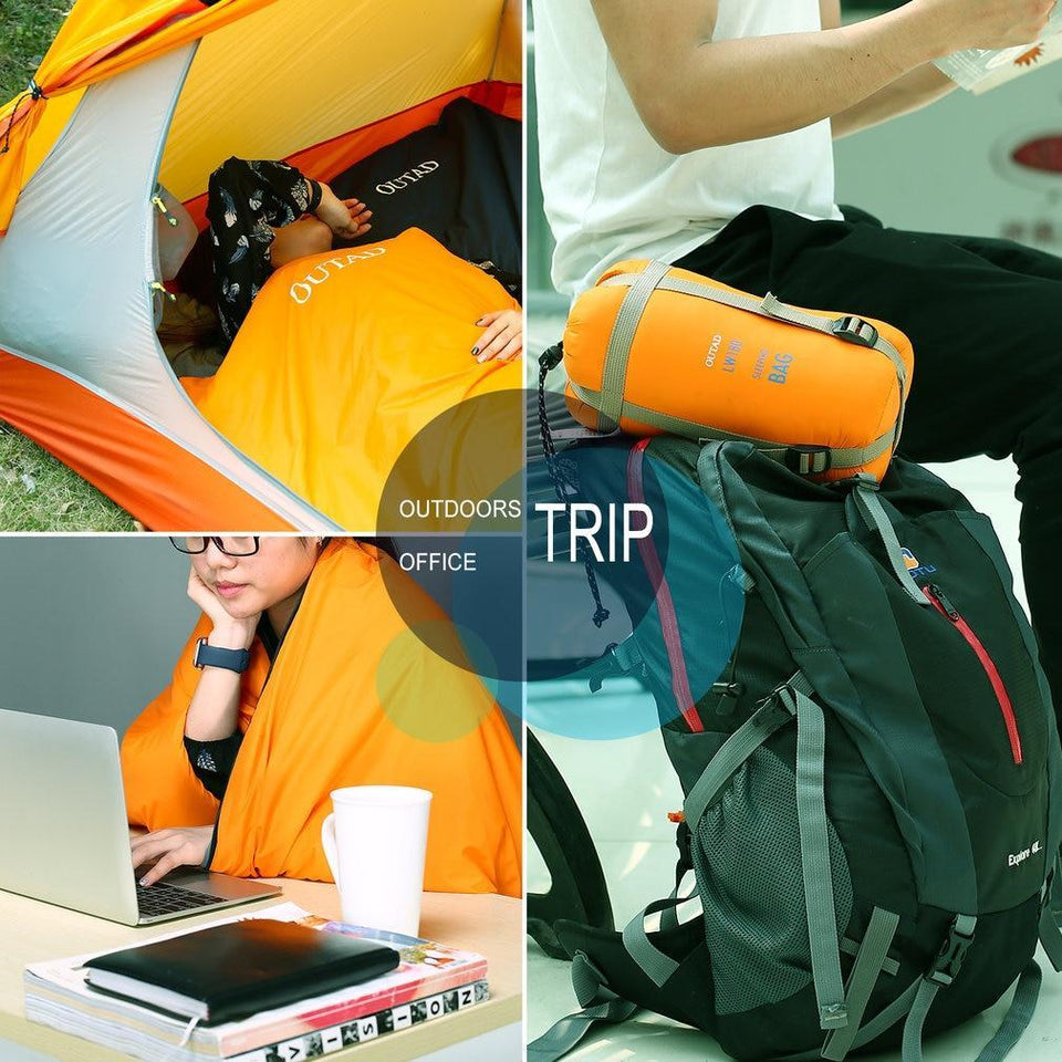 TIPITASTIC Ultra-light Waterproof Sleeping Bag