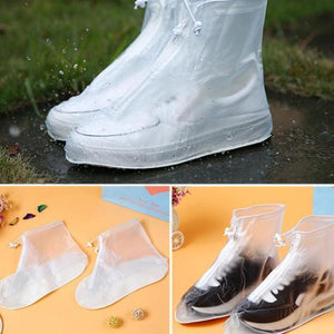 TIPITASTIC Black / S Waterproof Protector Shoe Covers