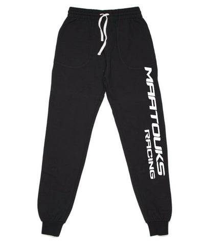 Maatouks Racing Track Pants