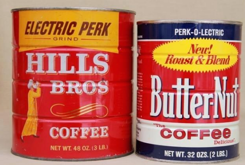 Ground Coffee in Cans