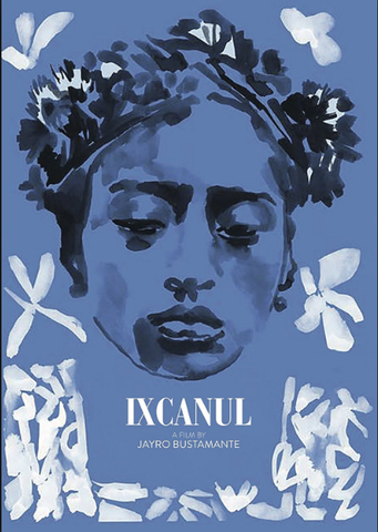 Film Poster for Ixcanul Promotional Purposes