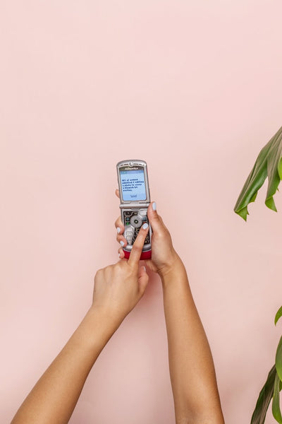 Return of the Flip Phone:  The First Step towards a Digitally Minimalist Life