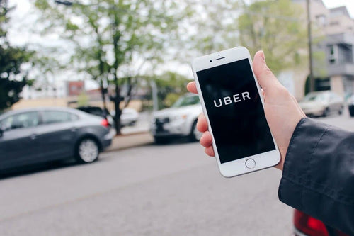 How to use Uber and Lyft