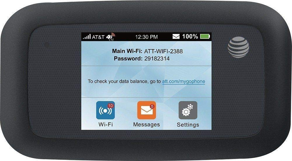 Wireless Wi-Fi Hotspot