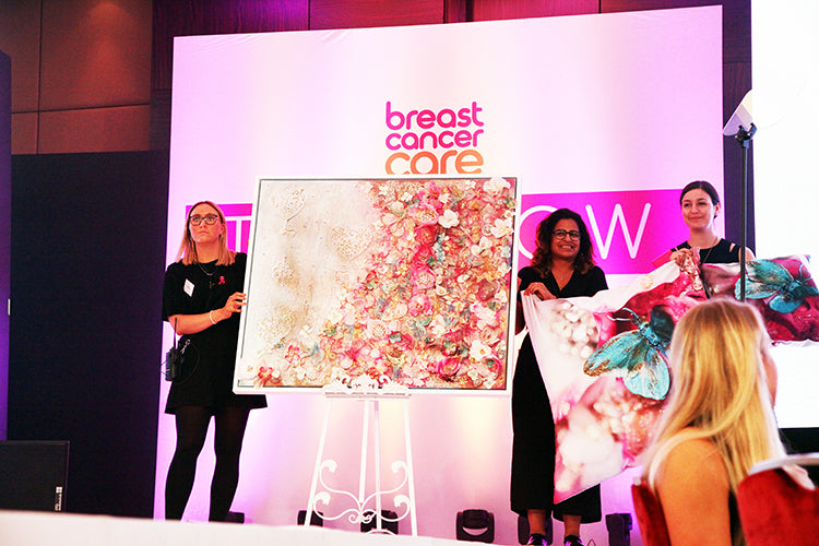 Breast Cancer Care Charity Evening