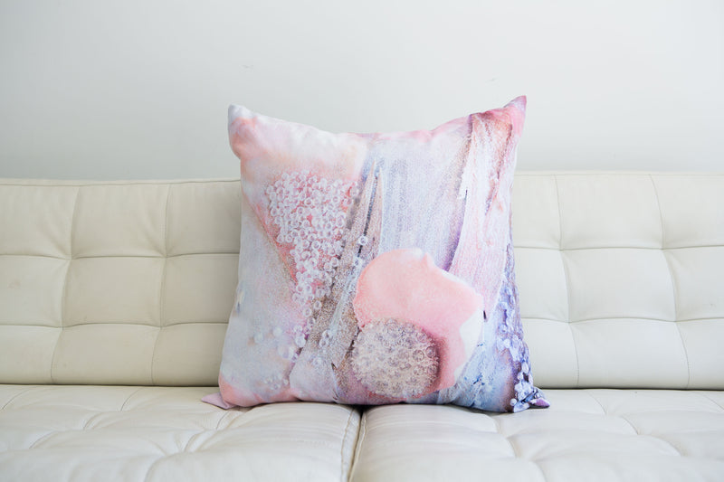 Blessed Pink Cushion