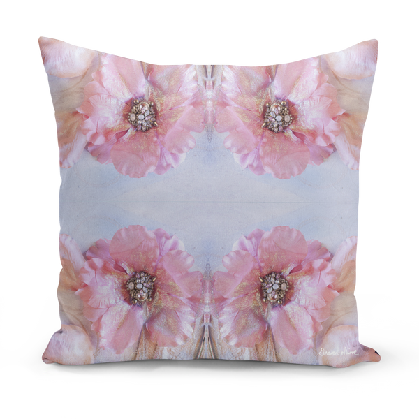 Sharon White Art Medium Cushion